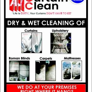 AJ Curtain Clean