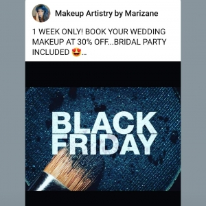 Makeup Artistry by Marizane