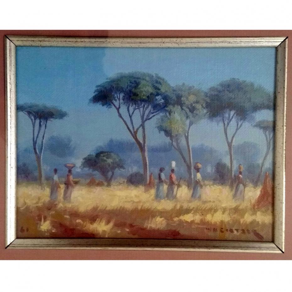 Willem Hermanus Coetzer - Eastern Transvaal