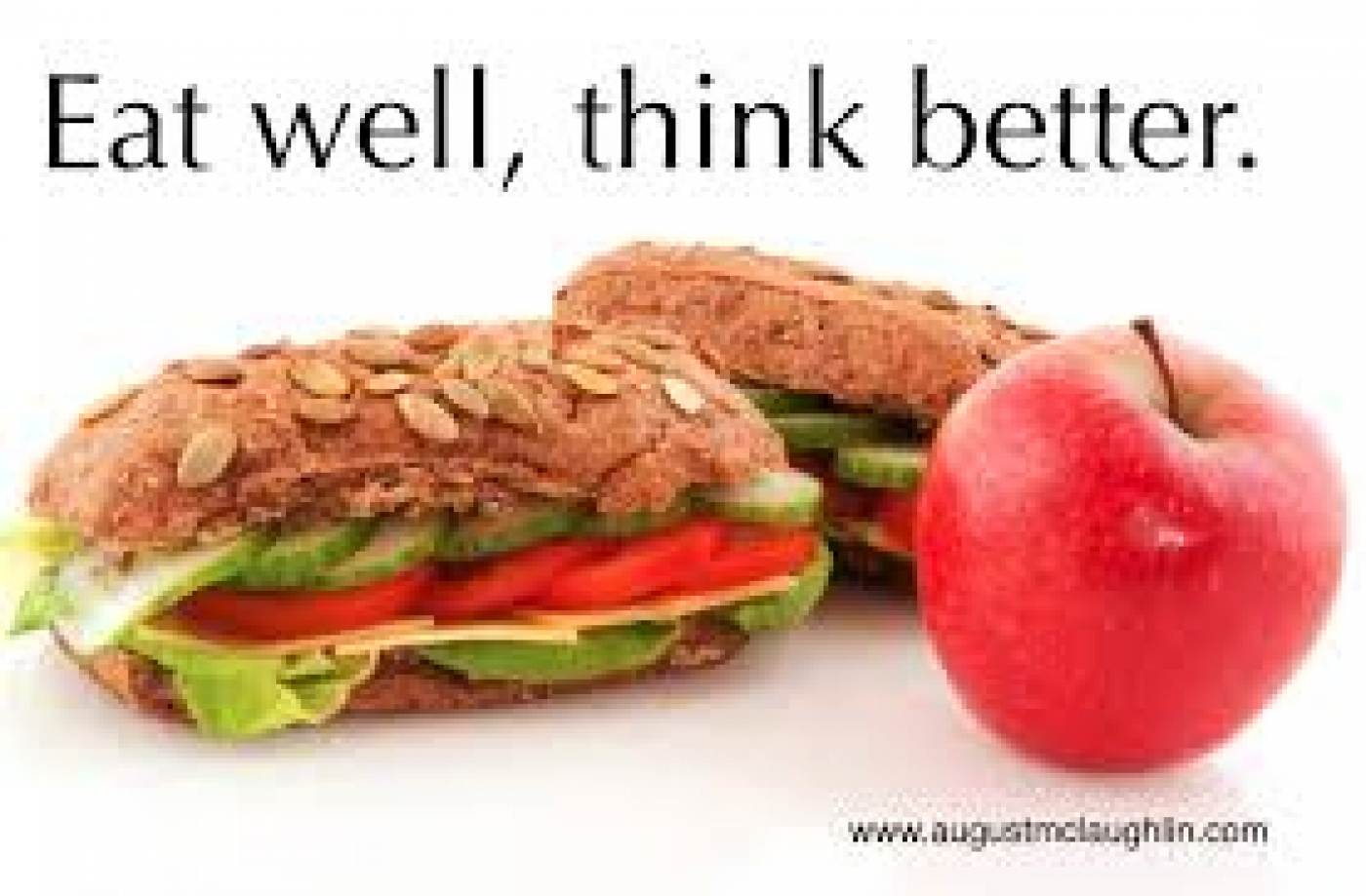 Eat well, Think Better