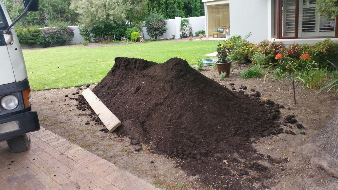 Compost Moving