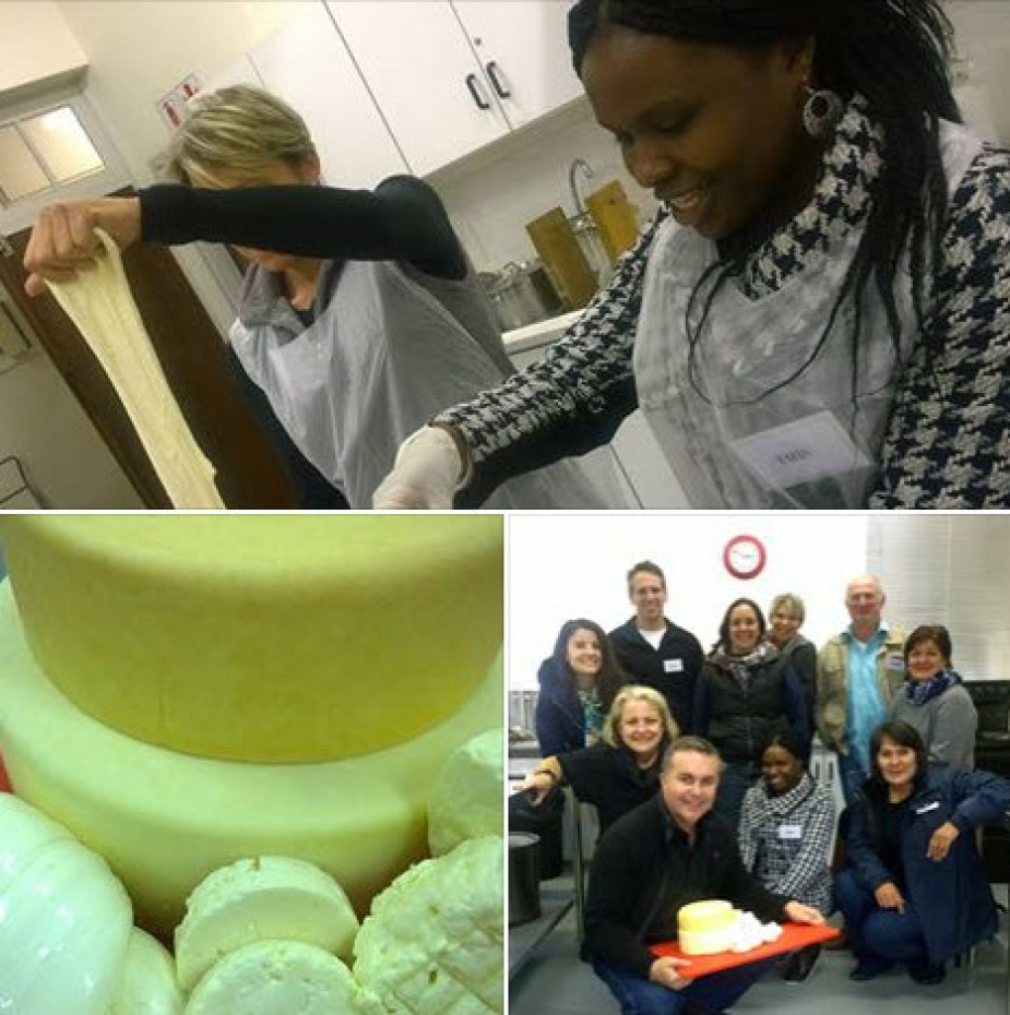 23,24 June 2016 Cheese Making Course