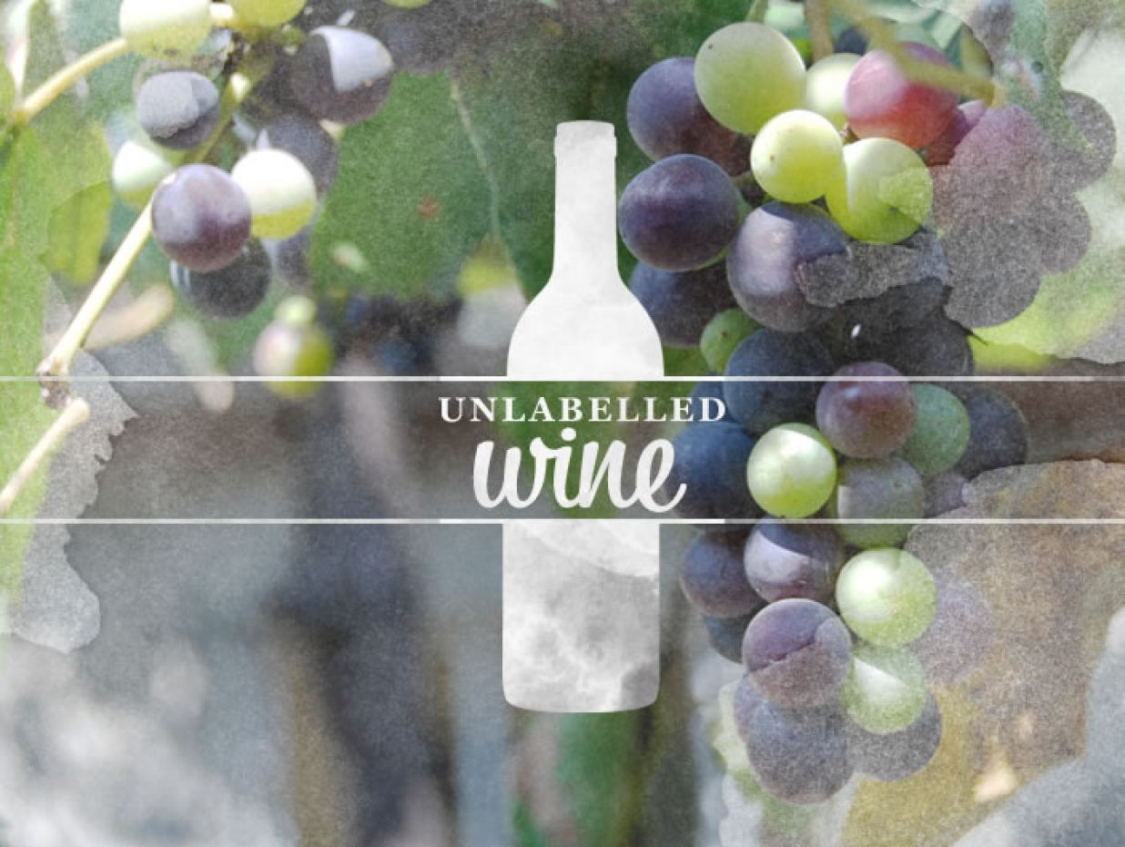 Unlabelled Wines