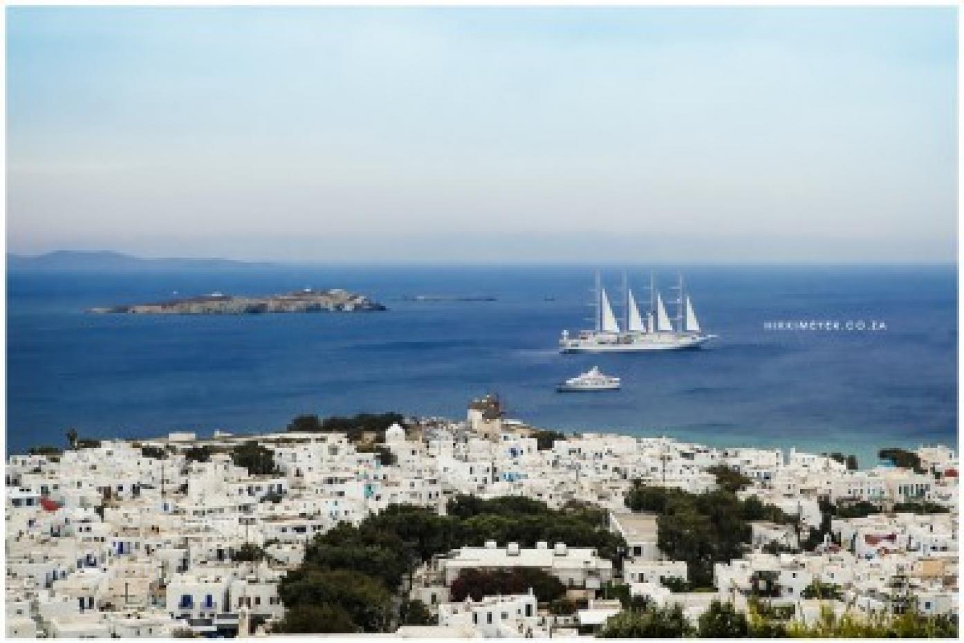 Colourful Greece