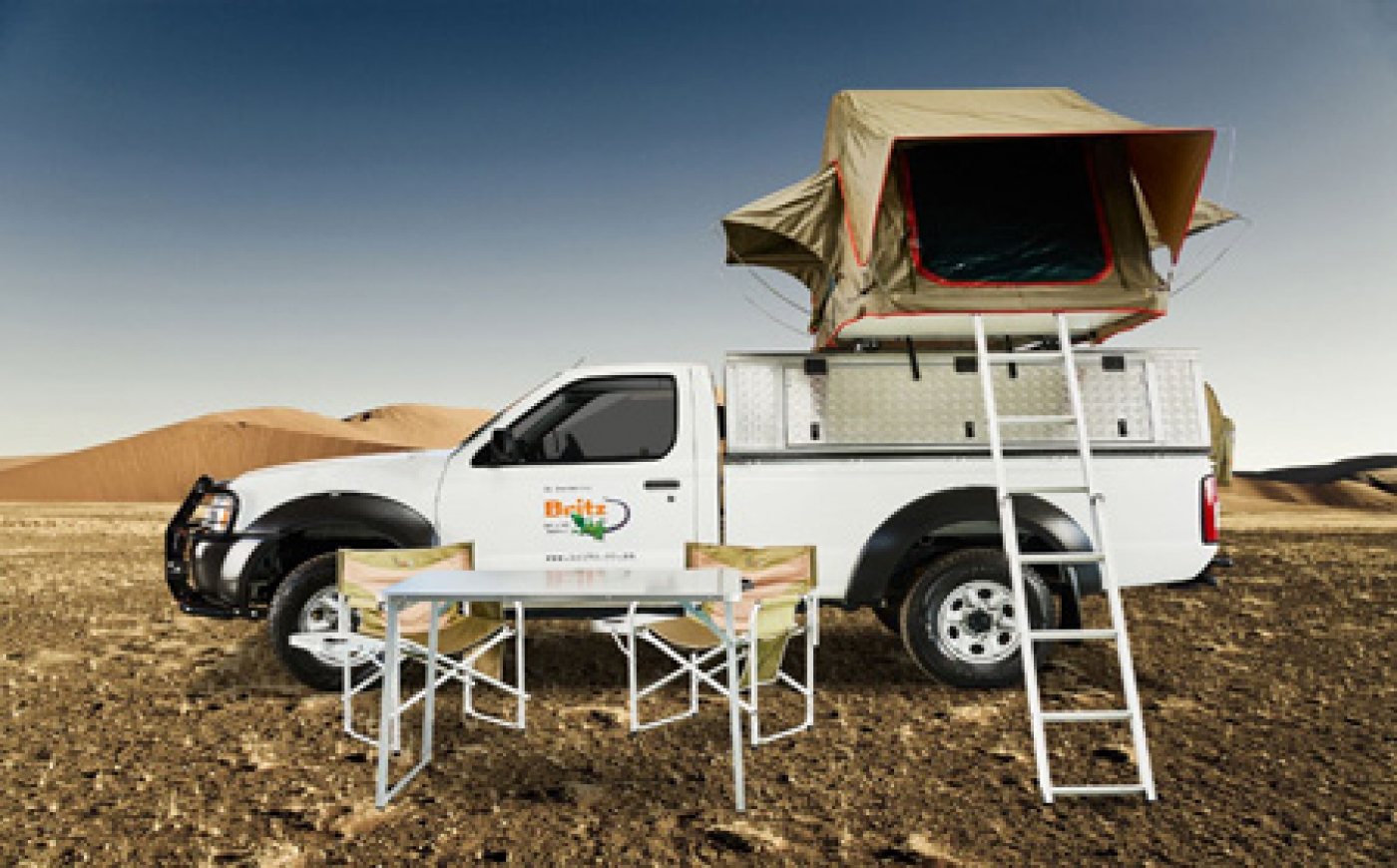 Nissan Single Can 1 rooftop tent fully equipped