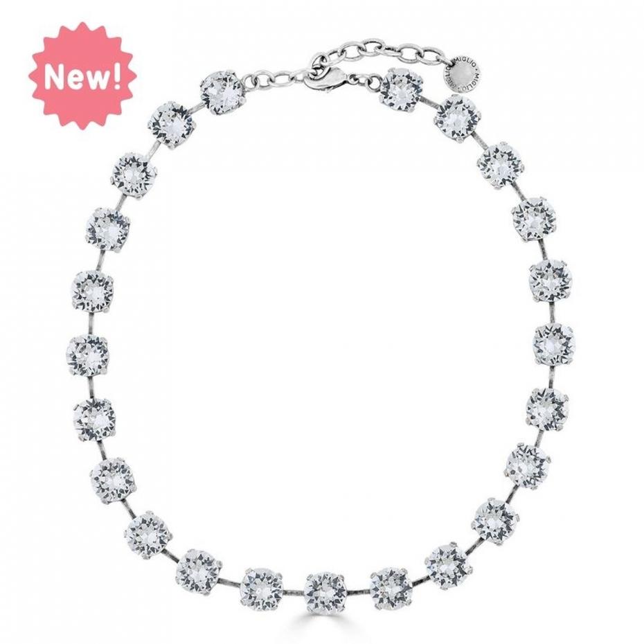 Crystal Rosabella Necklace (N2052)
