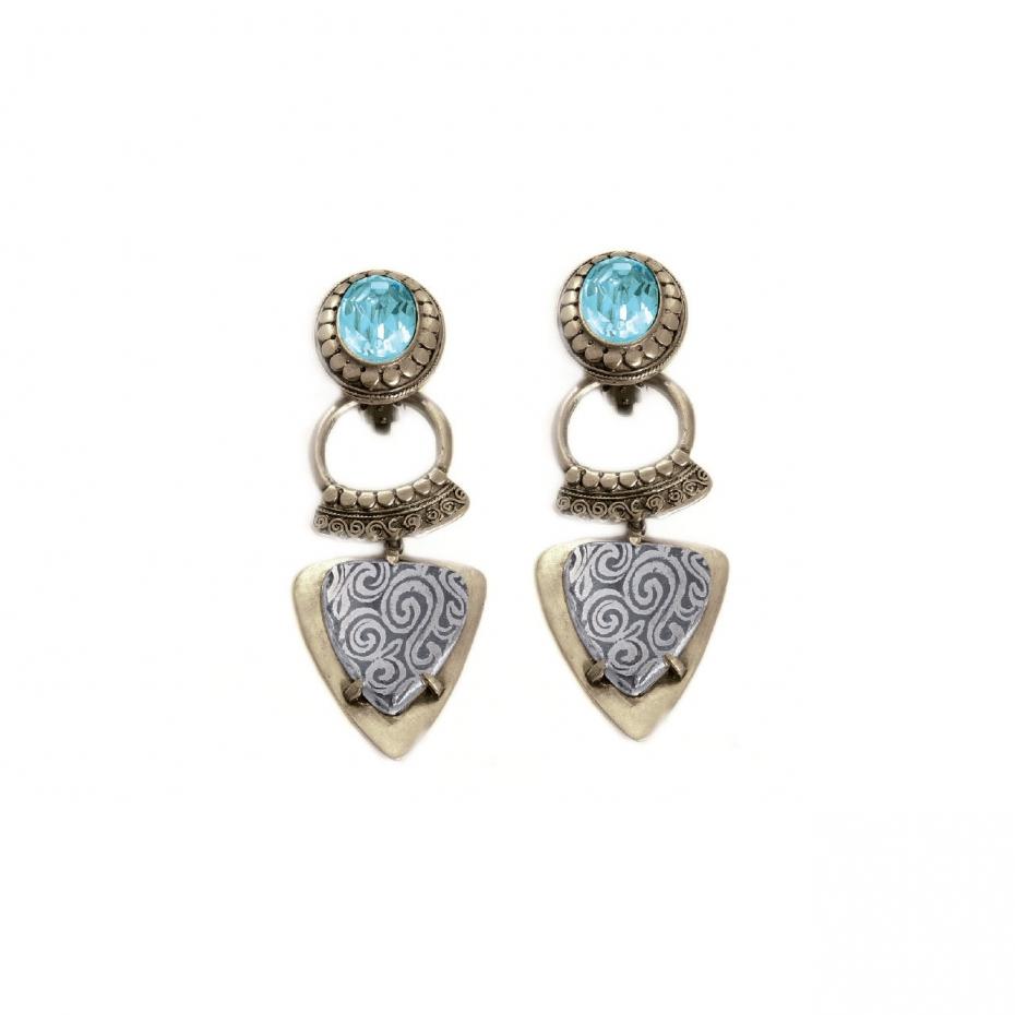 Lucia Drop Earrings (E2362)
