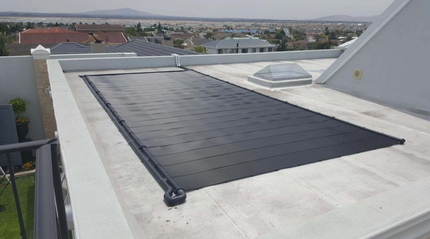 Heliocol Solar Pool Heating