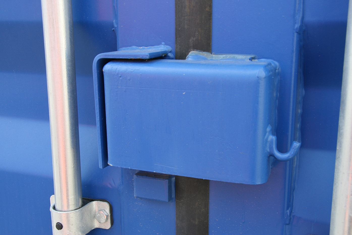 Container Security Clamping