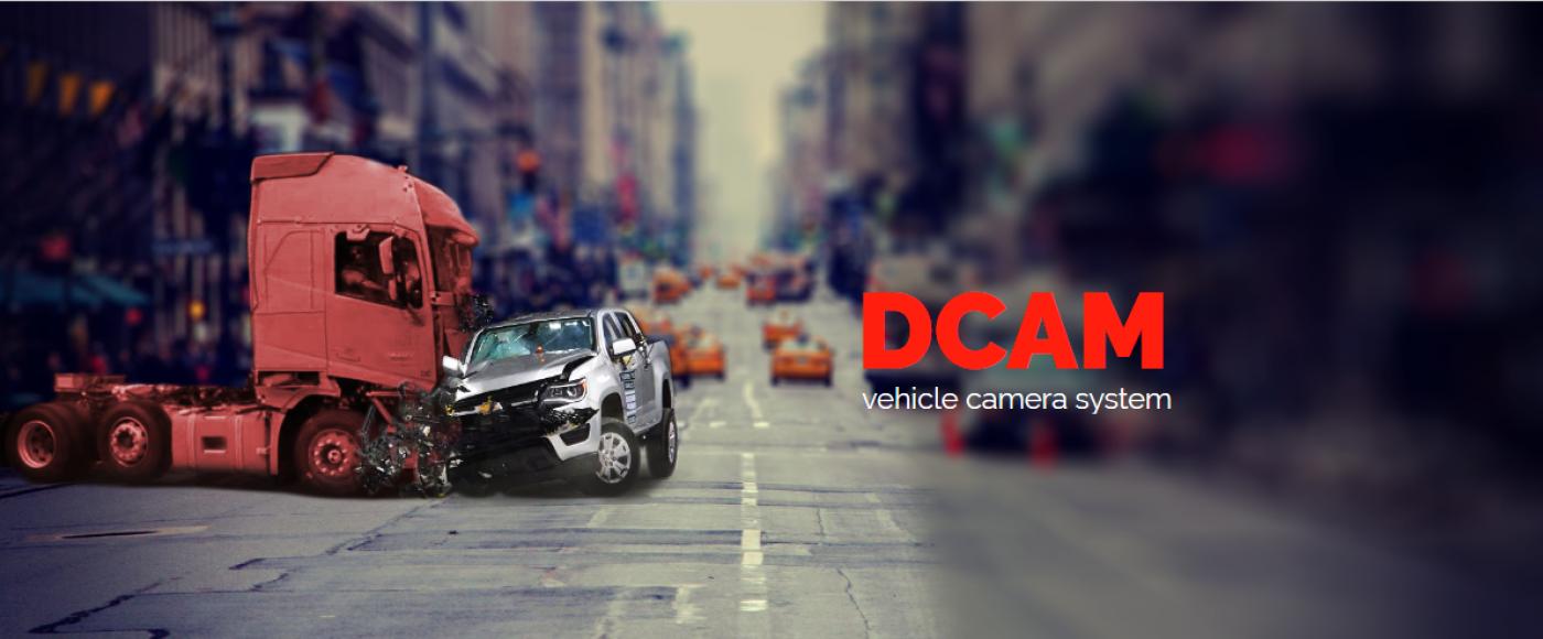 DCAM vehicle camera system