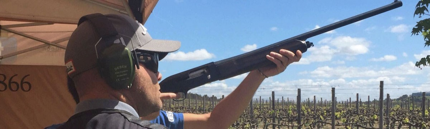 Exclusive Clay Pigeon Shoot for Two