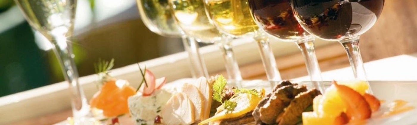 Wine and Food Pairing, Stellenbosch