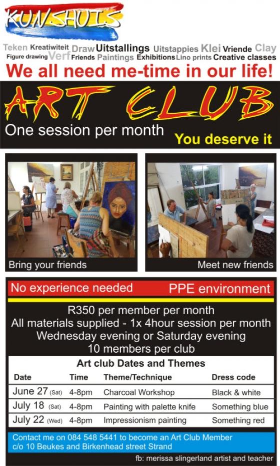 kunshuis art club june 2020