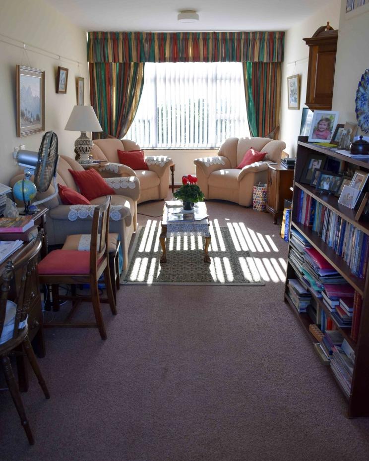 Ametis Double Unit Lounge Front View