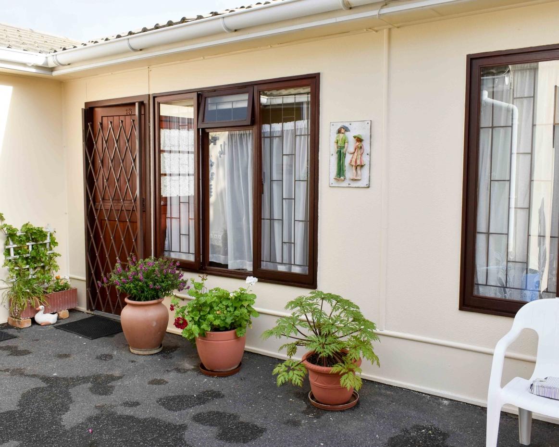 Serenitas Bachelors Unit Front Door