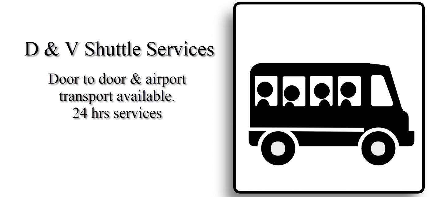 D & V Shuttle Services