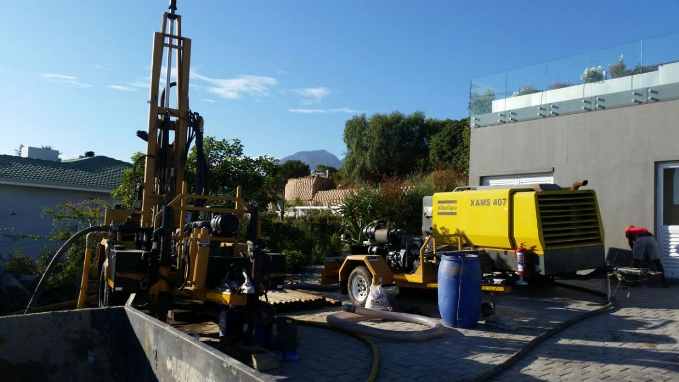 Borehole Drilling 2