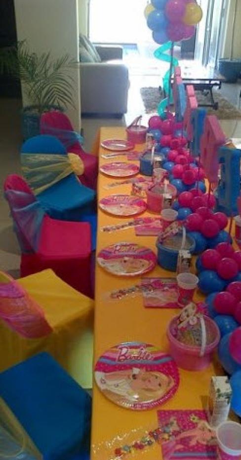 Barbie Dollicious Party 1