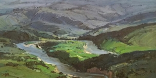 Titta Fasciotti - Orobi Gorge Landscape