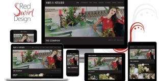 Web Design - Wedding Atelier