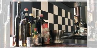 Kitchen Wall — in Stellenbosch, Western Cape.