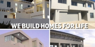We Build Homes For Life