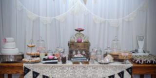 Indulgent Candy Table