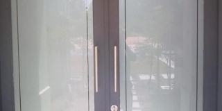 Doors with Decorative Glass