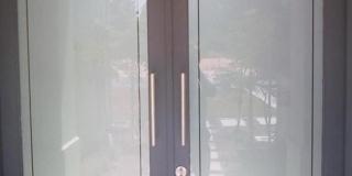 Doors with Decorative Glass