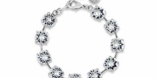 Crystal Rosabella Bracelet (B1557)