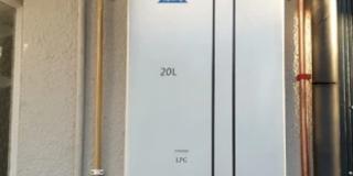 Deltec 20L Gas Geyser
