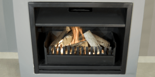 Wood Fireplaces – Built-In