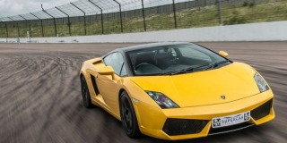 Supercar Track Driving Experience, Two Locations