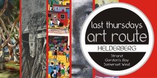 Last Thursdays Art Route Helderberg