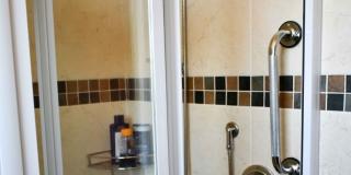 Ametis Double Unit Bathroom Shower
