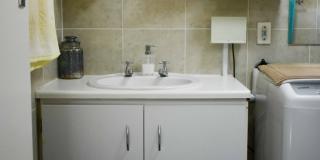 Serenitas Bachelors Unit Bathroom Basin