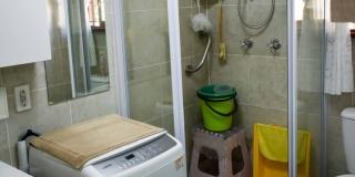 Serenitas Bachelors Unit Bathroom Shower