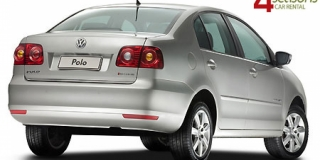 Volkswagen Polo sedan automatic