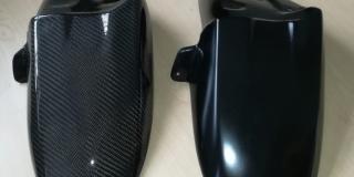 V4 VFR Honda Motorcycle Part Production