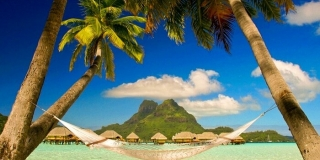 One of the best beaches in Mauritius