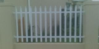 Palisade Fencing 1