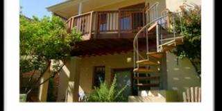 Raised Deck in Balau