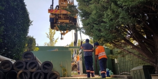 Borehole Drilling 4