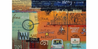 Frans Groenewald - Irony of Space
